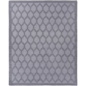 Metro Riley Hand-Loomed Gray Area Rug