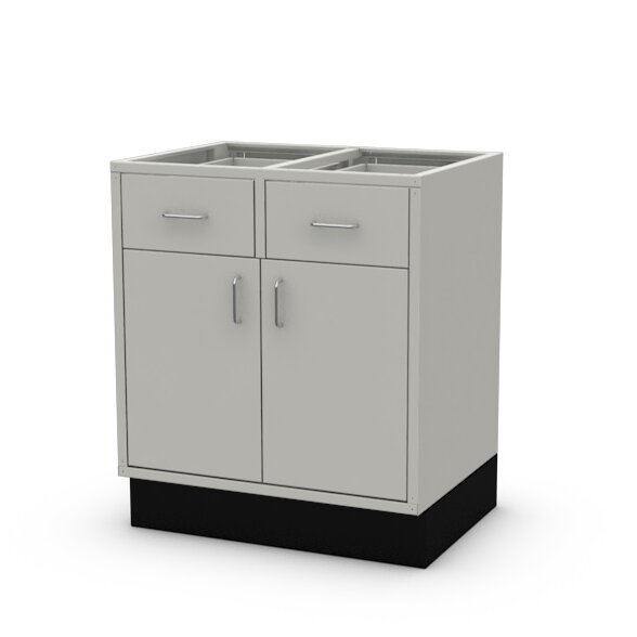 2 Drawer and 2 Door Accent Cabinet by SteelSentry