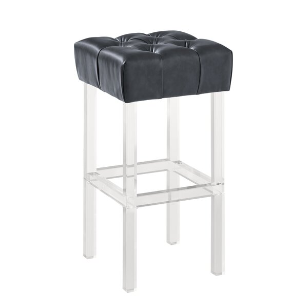 Latorre 30 Bar Stool by Everly Quinn