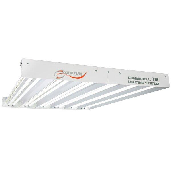 Quantum T5 12 Bulb Fixture by Hydrofarm