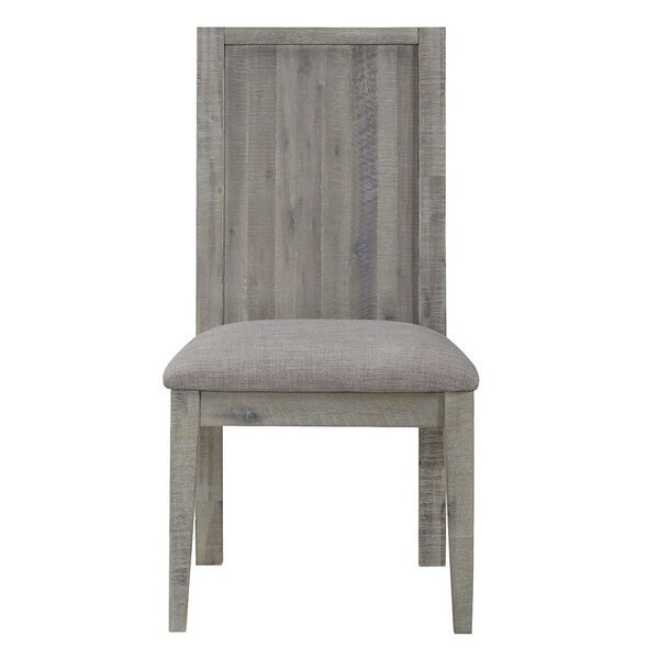 Heer Upholstered Dining Chair by Millwood Pines