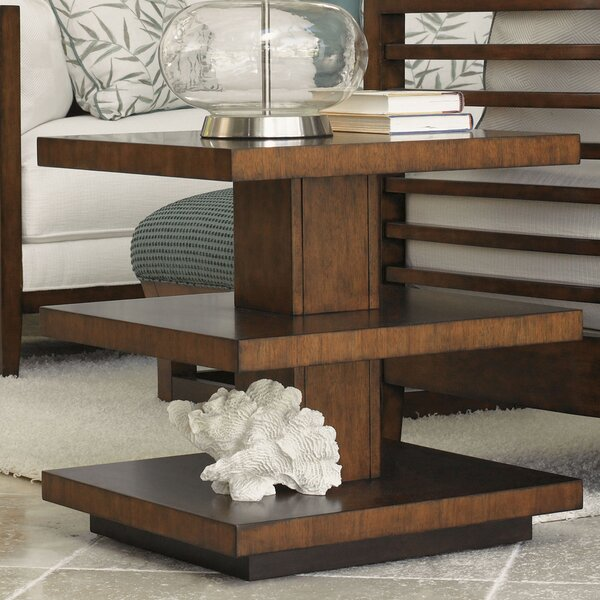 Lagoon End Table By Tommy Bahama Home