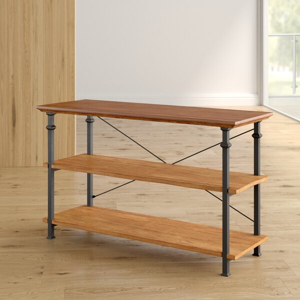 Shulman Solid Wood TV Stand For TVs Up To 65