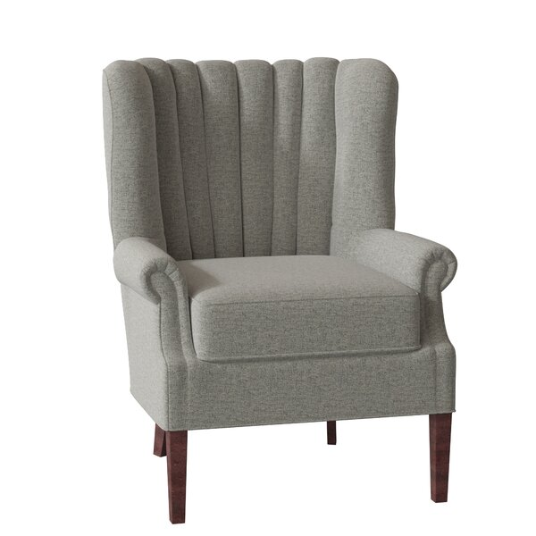 Review Alaina Wingback Chair