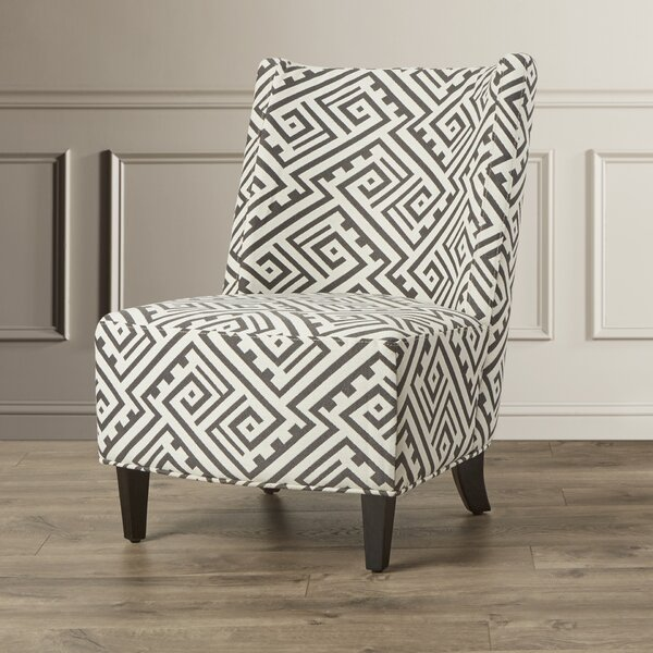 Kendrick Slipper Chair By Mercer41 by Mercer41 Great price
