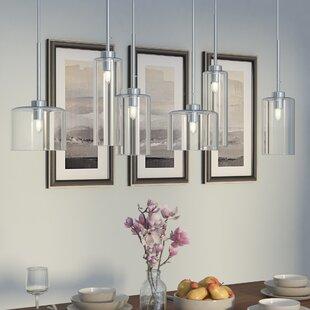 Dane Contemporary Kitchen Fixture Wayfair - Kitchen light fixtures wayfair