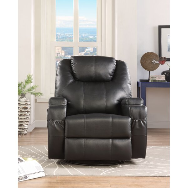 Despain Manual Swivel Rocker Recliner [Red Barrel Studio]