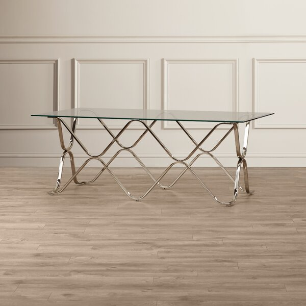 Arylide Abstract Coffee Table By House Of Hampton