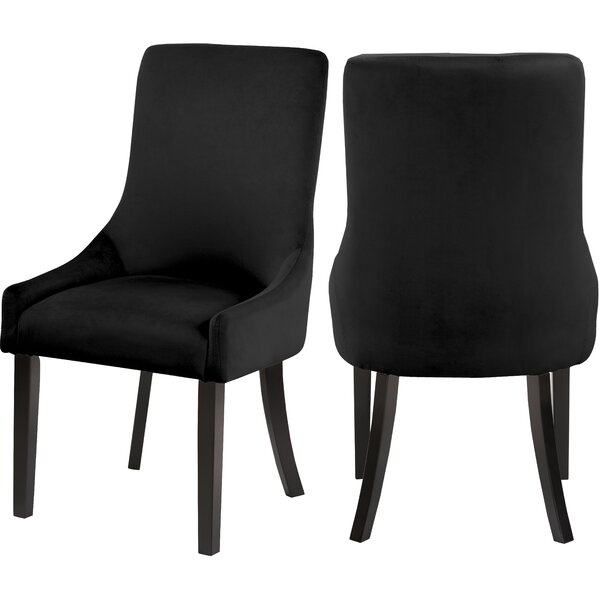 Macdougall Upholstered Dining Chair (Set Of 2) By House Of Hampton