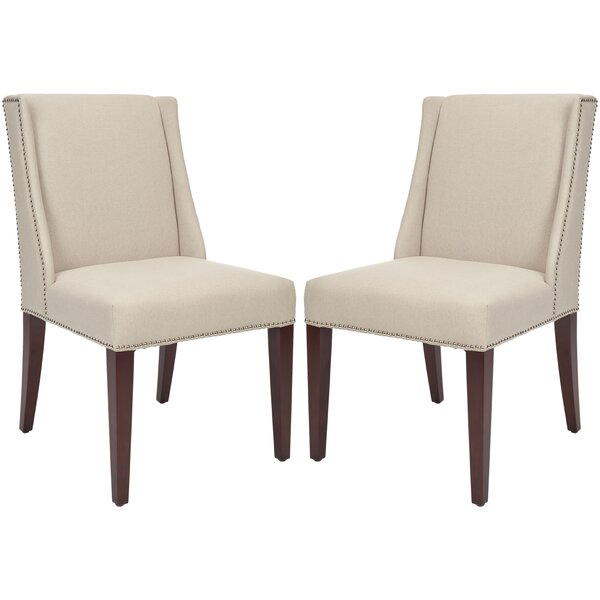 Lily Side Chair (Set of 2) by Safavieh