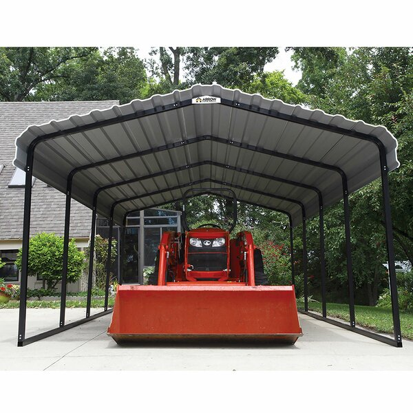 Arrow 12 Ft. X 20 Ft. Canopy By Shelterlogic.