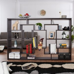 bookcase for living room. 71  Cube Unit Bookcase Open Room Dividers Wayfair
