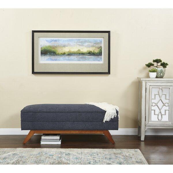 Vasser Upholstered Bench by George Oliver