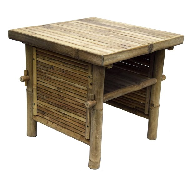 Goshen End Table by Bay Isle Home