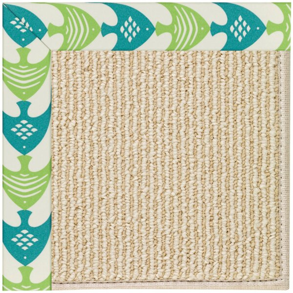 Zoe Custom Hand-Braided Indoor/Outdoor Area Rug by Wayfair Custom Rugs