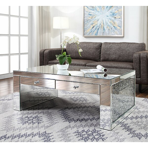 Vasquez Coffee Table With Storage By House Of Hampton