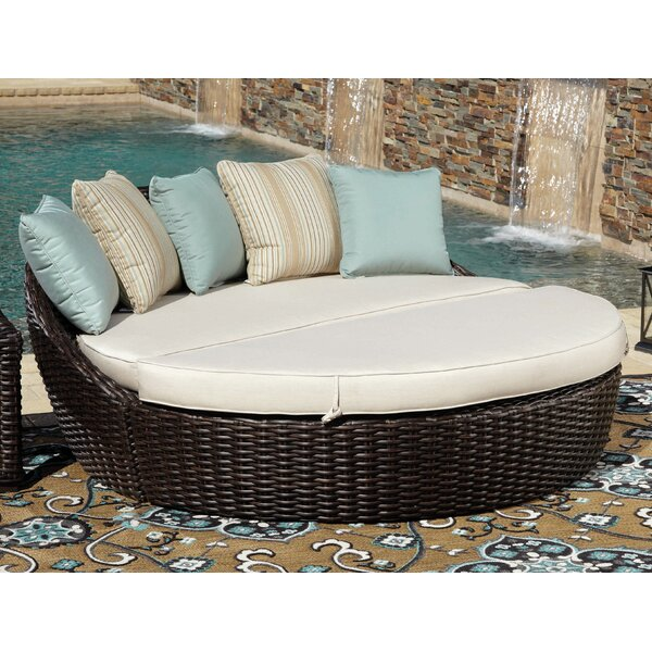 Cardiff Daybed with Cushions by Sunset West