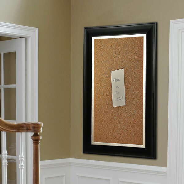 Madilyn Nichole Grand Wall Mounted Bulletin Board by Rayne Mirrors