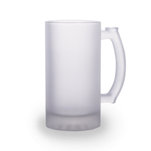 Malandkar 16 oz. Glass Beer Pint Glass by Ebern Designs