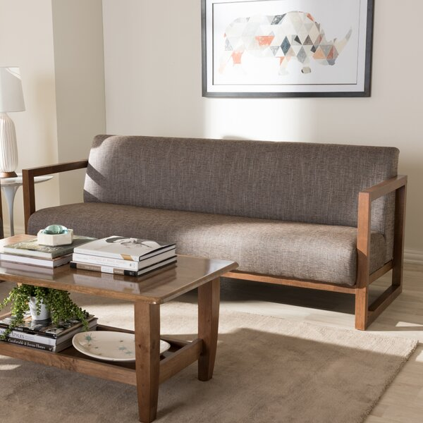 New Collection Valencia Mid-Century Sofa by Wholesale Interiors by Wholesale Interiors