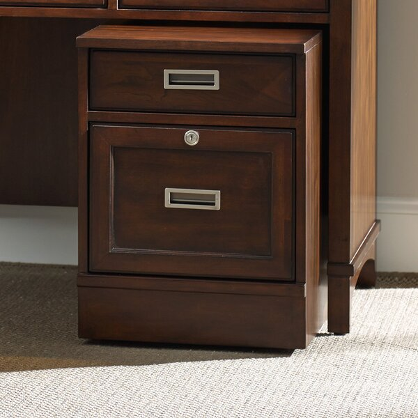 Latitude 2-Drawer Mobile File by Hooker Furniture