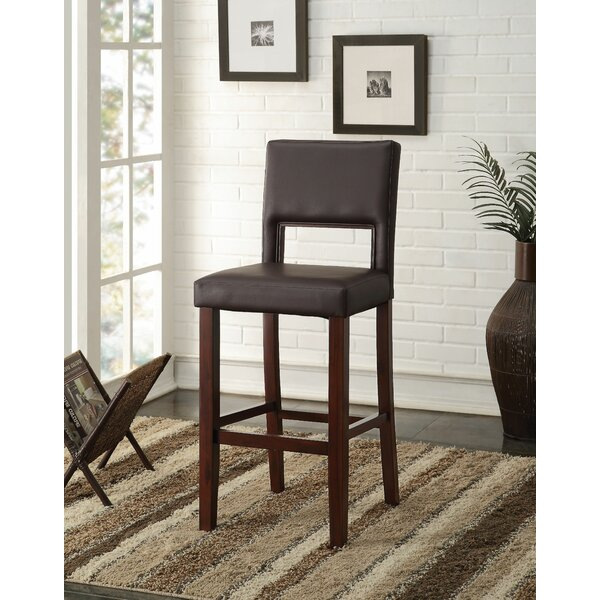 Leedy 30 Bar Stool (Set of 2) by Latitude Run