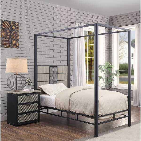 Keithley Canopy Configurable Bedroom Set By Williston Forge