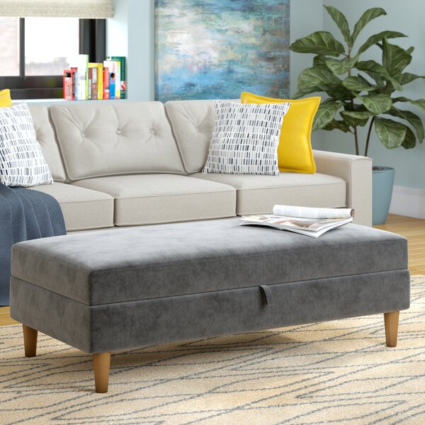 Hephzibah Storage Ottoman by Zipcode Design