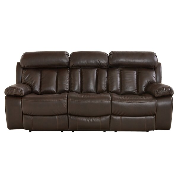 Kuester Reclining Sofa by Alcott Hill