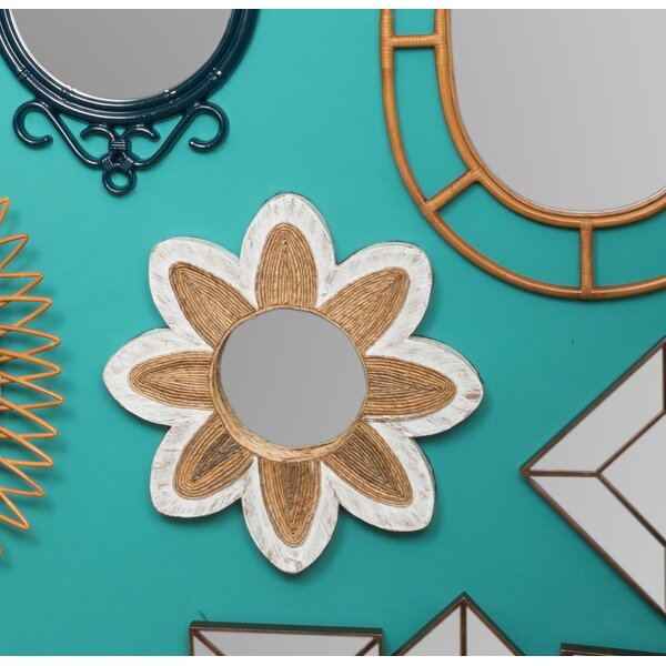 Loves Me, Loves Me Not Accent Mirror by Birch Lane Kids™