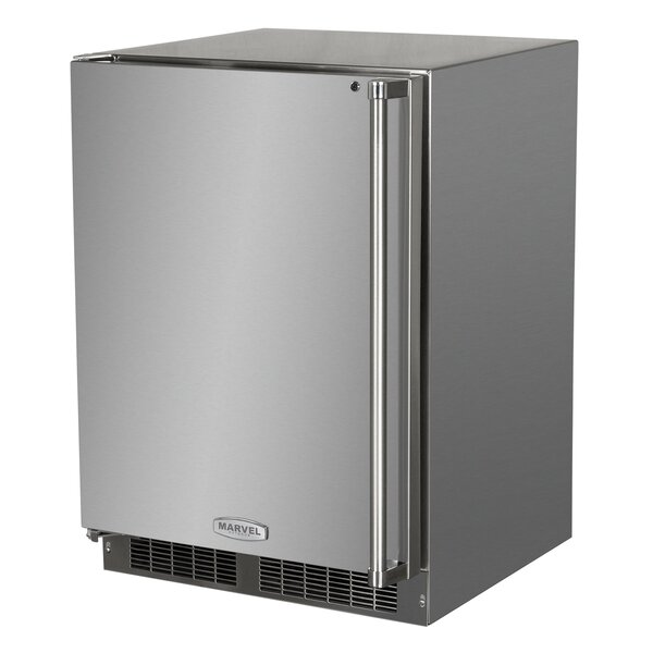 Outdoor 24-inch 5.3 cu. ft. Undercounter Refrigeration by Marvel