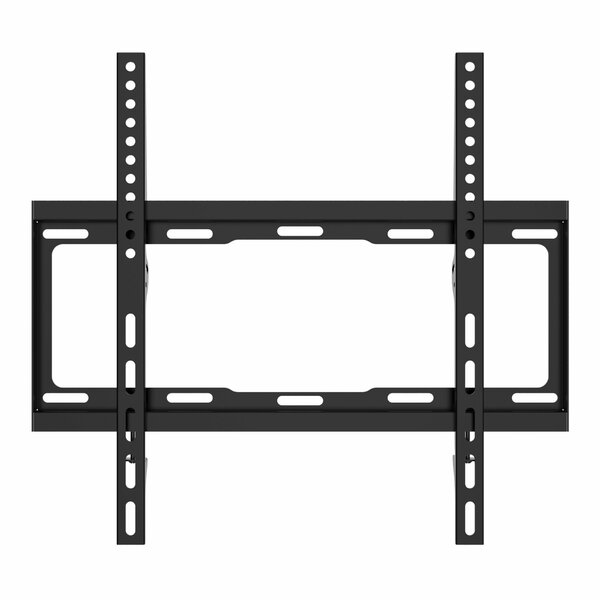 One Medium Fixed Wall Mount for 32-60 Screens by Fino