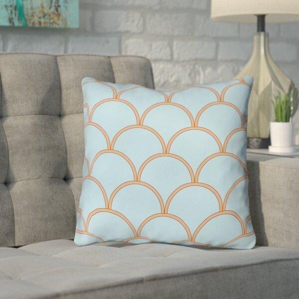 Brendan Indoor/Outdoor Throw Pillow by Wrought Studio