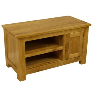 Oakland Solid Oak Tv Stand For Tvs Up To 39