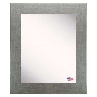 August Grove Scates Wall Mirror