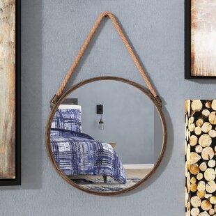 Trent Austin Design Kusilvak Round Accent Mirror