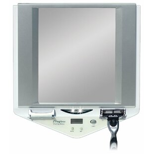 Best Deals Z'Fogless Lighted Shaving Mirror By Zadro