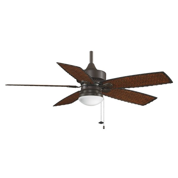 52 Cancun 5 Blade Outdoor LED Ceiling Fan by Fanimation
