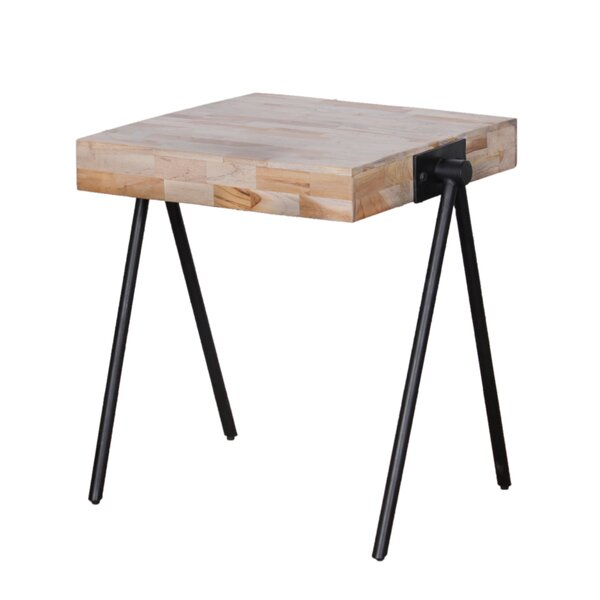 Arledge End Table by Union Rustic Union Rustic