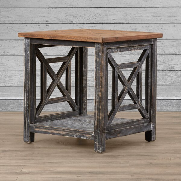 Dolores End Table by Loon Peak