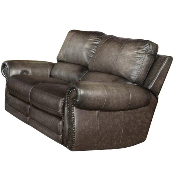 Review Jettie Leather Reclining 68