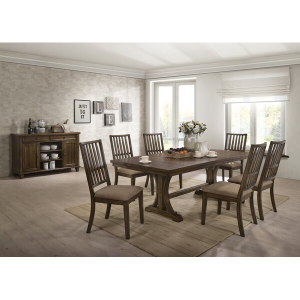 Strand 7 Piece Dining Set by Gracie Oaks