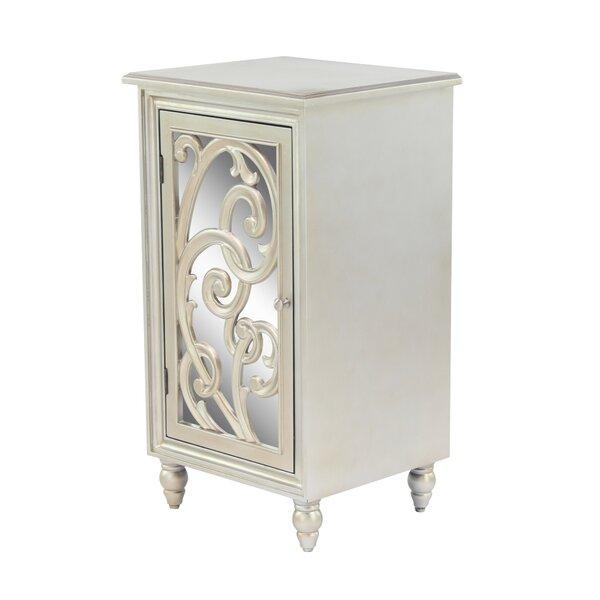 Maira 1 Door Cabinet by Rosdorf Park