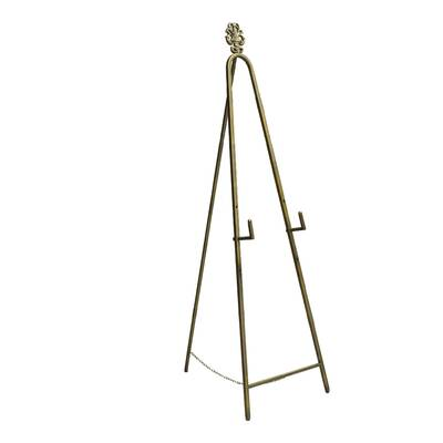 """** 5/"""" x 3/"""" x 4/""""  ** VERY STURDY ONE 1 Large Iron Easel Display Stand"""