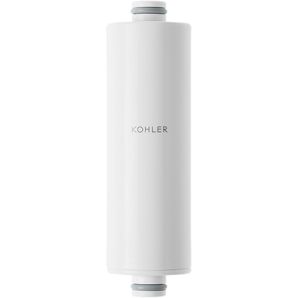 Cartridge Shower Filter Replacement by Kohler