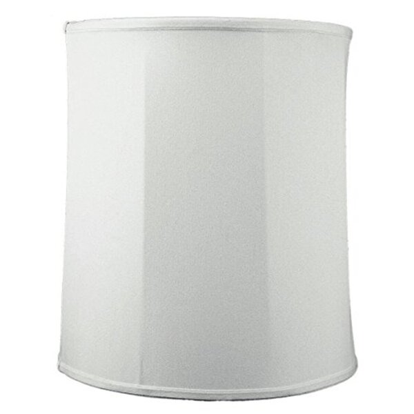 15 Linen Drum Lamp Shade by Home Concept Inc