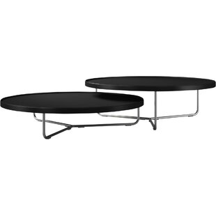 Adelphi 2 Piece Coffee Table Set Modloft
