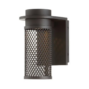 Laforge 1-Light LED Outdoor Sconce