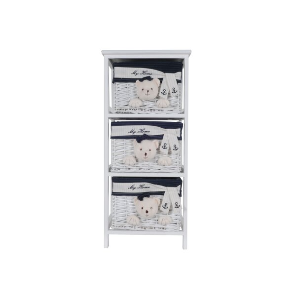 Stehouse 3 Drawer Accent Chest