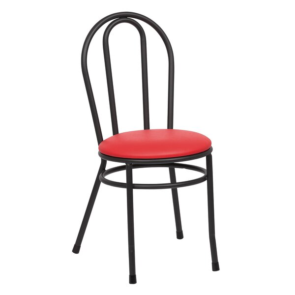 Bistro Upholstered Dining Chair (Set of 2) by RoyalIndustries,Inc. RoyalIndustries,Inc.
